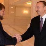 Prezident İlham Əliyev  Adam Delimxanovu qəbul edib