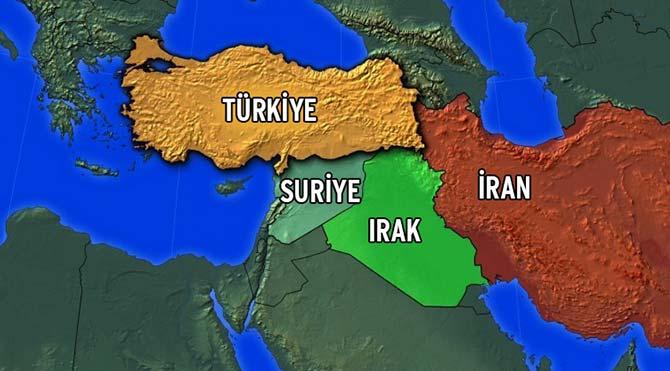 Suriye'den Sonra Sıra Tükiye'de mi?