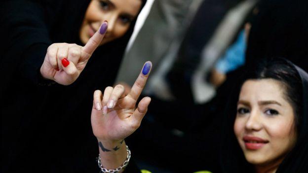 İran seçimlerinde 'reformcular' önde