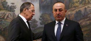 Lavrov ve Çavuşoğlu S-400 için biraradalar
