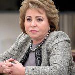 Matviyenko: ABD'nin İran nükleer anlaşmasından çıkması uluslararası hukukun açıkça ihlali