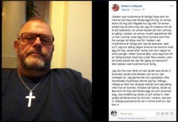 Rus tehlikesi İsveçli papaza İslam'ı hatırlattı?