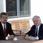 HDP Milletvekili Paylan, Ermenistan Dışişleri Bakanı ile görüştü