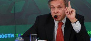 Rus senatör: Türkiyenin Suriye'yi parçalamak gibi bir niyeti yok