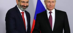 Armenia has serious potential to boost dialogue with Russia – Putin