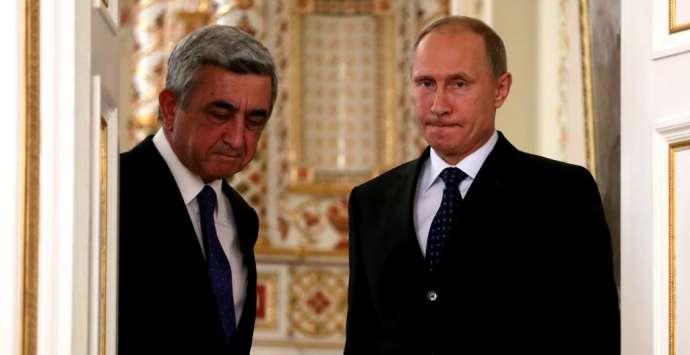 Russian Restraint in Armenia