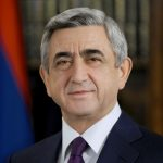 Sarkisian Discusses Armenia, Russia Relations in Interview