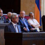 Սերժ Սարգսյանին առաջարկել են հեռանալ. 2018-ի որոշումը