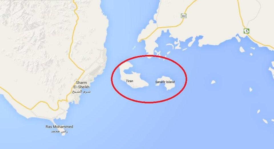 Suudi Arabistan adaları Türkiye'ye verecek mi?