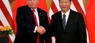ABD Çin Virüs savaşı