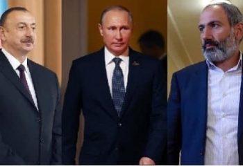 Karabağ'da barış mı yoksa  Rusya Karabağ'a el mi koydu