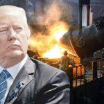 Trump ithal çelik gümrük vergisiyle ticaret savaşını başlattı!