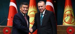 Erdoğan Eylül ayında Kırgızistan'a ziyaret yapacak