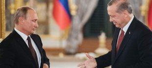 Rus ulusal televizyon: Erdoğan ve Putin iki yakın dost