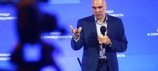Rus sunucu  canlı yayında Türkiye karşıtı akademisyeni susturdu