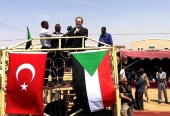 Güney ve Kuzey Sudan birleşmesinin Türkiye neresinde?