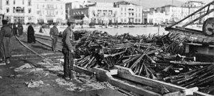 Bir Utanç Fotoğrafı Selanik teslim edildi