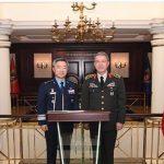 Güney Kore Hava Kuvvetleri Komutanı Wang Keun LEE Ankara'da
