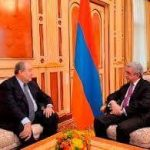 """Ermenistan'da """" the West's man- Batı'nın adamı"""" neden Cumhurbaşkanı seçildi?"""
