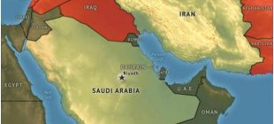 Saudi Arabia and Iran's Proxy Battlegrounds