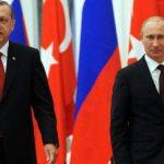 Путин примет участие в открытии подводной части «Турецкого потока»