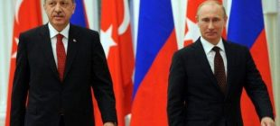 Putin, Erdogan boost Russia-Turkey ties with TurkStream
