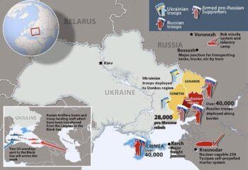 Rusya Ukrayna Savaşı ihtimali var mı