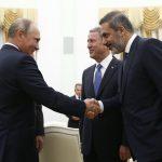 Çavuşoğlu, Akar ve Fidan'ın Moskova temaslarında  Romanya'dan havalanan İngiliz uçakları Rus uçaklarını neden taciz etti?
