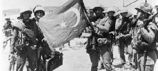 Ayşe tatile Türk ordusu Kıbrıs'a çıktı!