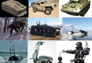Dünyanın yeni savaş oyuncakları ; Otonom / Yarı otonom teknoloji