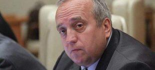 Suriye ile ilgili yanlış değerlendirmeler Rus senatörü koltuğundan etti