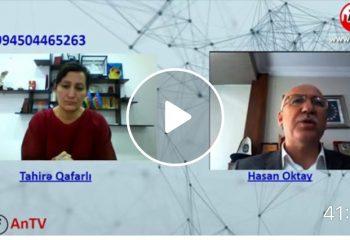 kafkassam başkanı Dr Hasan Oktay Azerbaycan basınında