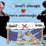 İsrail İran anlaştı Kudüs davası Türkiye'ye kaldı İran Golan'ı sattı!