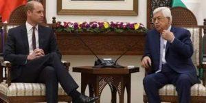 İngiliz Kraliyetinin Ürdün İsrail ve Filistin'i diplomatik tescil operasyonu!