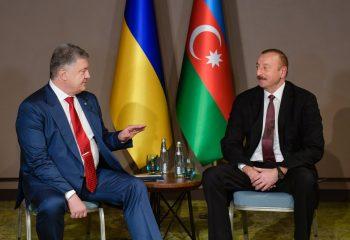 Aliyev Ukrayna'yı TANAP'a davet etti