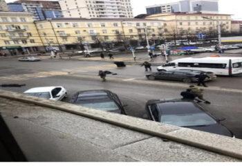 Çeçenistan'da terör saldırısı