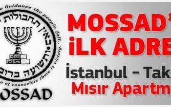 MOSSAD Mehmet Akif Ersoy'un öldüğü evde kuruldu!