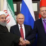 Rus uzman: Rusya, Türkiye ve İran Suriye'nin parçalanmasına müsaade etmeyecek