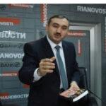 Адгезал Мамедов: Россия вытесняет себя из Украины