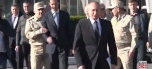 ABD medyası Beşar Esat'ın Lazkiye'deki Hmeymim Hava Üssü'ne kaldığını KAFKASSAM'dan öğrendi!