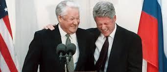 Clinton Yeltsin Telefon görüşmeleri