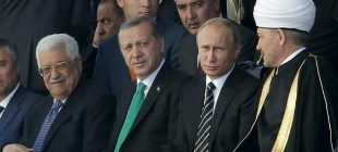 Erdoğan Rusya'ya davet edildi