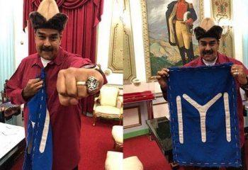 Türk soylu Venezuela Devlet Başkanı Nicolas Maduro'yı Türkler mi koruyor?