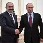 Meeting with Prime Minister of Armenia Nikol Pashinyan