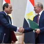 Sisi Moskova'yı ziyaret etti