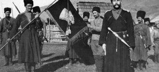 Savaş Sırasında Kazak Askeri Birimleri (1)