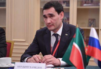 Türkmenistan Cumhurbaşkanının Oğlu Yeniden Meclise Aday