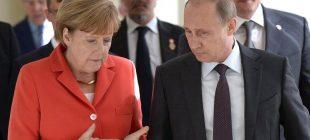 Almanya Başbakanı Merkel, bir bisiklet yüzünden Rusya'ya nefret ediyor iddiası