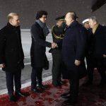 Çavuşoğlu ve Akar Moskova'ya geldi