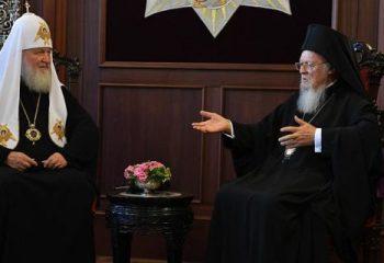 """Rus Ortadoks Kilisesi'nden Fener Rum Patrikhanesi'ne: """"Bu bir savaş ilani! Sert karşılık vereceğiz!"""""""